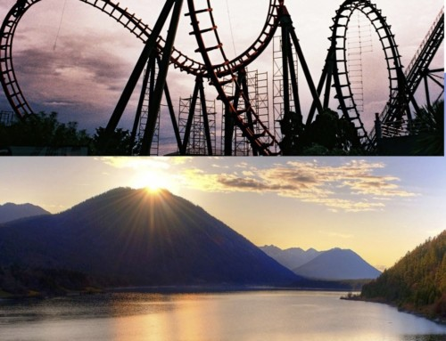 Rollercoasters and the Lake